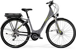 Merida eSpresso City 600 EQ Hybrid 2017 - Electric Bike