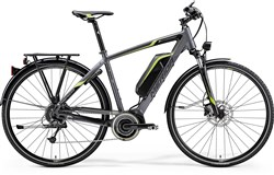 Merida eSpresso 600 EQ Hybrid 2017 - Electric Bike