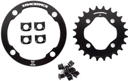Race Face Narrow/Wide Chainring With Bash
