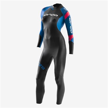 Orca Womens Alpha Full Sleeve Wet Suit