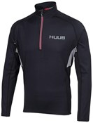 Huub Core Training Long Sleeve Half Zip Top