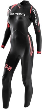 Orca Womens 3.8 Enduro Full Sleeve Wet Suit