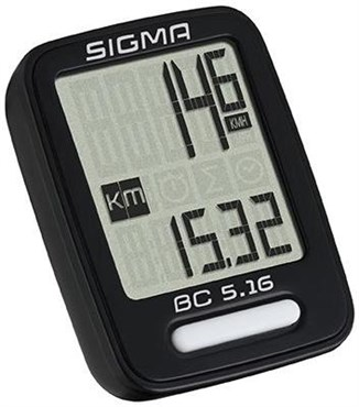 Sigma BC 5.16 Wired Cycle Computer
