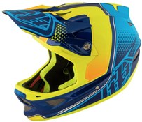 Troy Lee Designs D3 MTB Full Face Cycling Helmet 2017