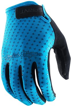 Troy Lee Designs Sprint Long Finger Cycling Gloves