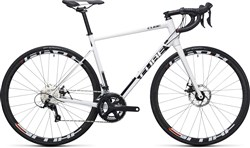 Product image for Cube Attain Pro Disc - Nearly New - 56cm - 2017 Road Bike