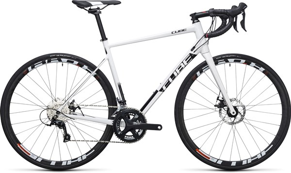 Cube Attain Pro Disc - Nearly New - 56cm - 2017 Road Bike