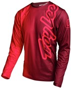 Troy Lee Designs Sprint 50/50 Long Sleeve Cycling Jersey