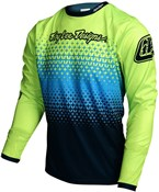Troy Lee Designs Sprint Starburst Long Sleeve Cycling Jersey