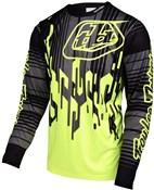 Product image for Troy Lee Designs Sprint Code Long Sleeve Cycling Jersey
