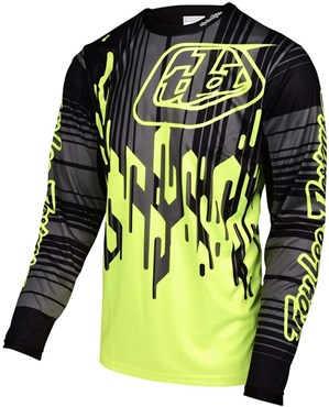 Troy Lee Designs Sprint Code Long Sleeve Cycling Jersey