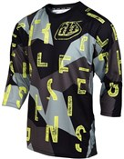 Troy Lee Designs Ruckus Chop 3/4 Three Quarter Sleeve Cycling Jersey