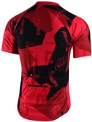 Troy Lee Designs Ace 2.0 XC Chop Block Short Sleeve Cycling Jersey