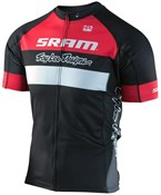 Product image for Troy Lee Designs Ace 2.0 XC SRAM TLD Racing Team Short Sleeve Cycling Jersey
