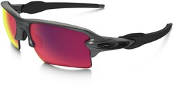 Product image for Oakley Flak 2.0 XL Prizm Road Steel Collection Sunglasses