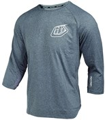 Product image for Troy Lee Designs Compound 3/4 Sleeve Cycling Jersey