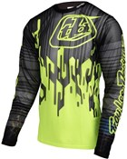 Troy Lee Designs Sprint Air Code Long Sleeve Cycling Jersey