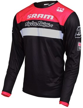 Troy Lee Designs Sprint Sram TLD Racing Team Youth Long Sleeve Cycling Jersey