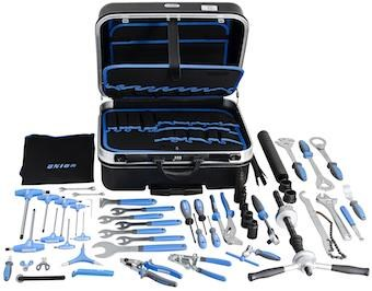 Unior Set Of Bike Tools 50 Pieces In Tool Case /50 1600G1N