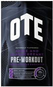 OTE Pre-Workout Drink - 30g Box of 12