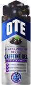 OTE Caffeine 100mg Energy Gels - 56g Box of 20