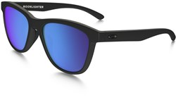 Oakley Womens Moonlighter Pop Polar Collection Sunglasses