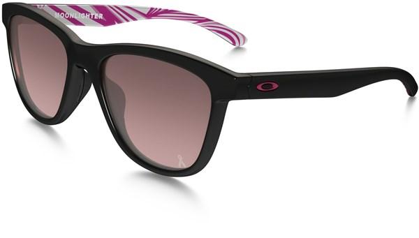 Oakley Womens Moonlighter YSC Breast Cancer Awareness Sunglasses