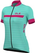 Product image for Ale Excel Riviera Womens Short Sleeve Jersey SS17