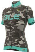 Product image for Ale PRR Womens Camo Short Sleeve Jersey SS17