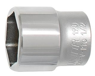 Unior Flat Socket For Suspension Service - 1783/1 6P