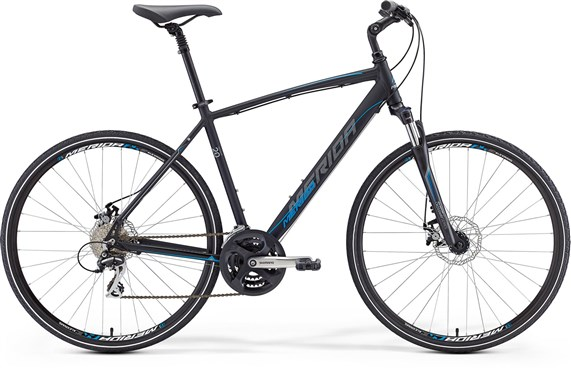 Merida Crossway 20-MD - Nearly New - 52cm 2016 - Hybrid Sports Bike
