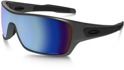 Product image for Oakley Turbine Rotor Prizm Deep Water Polarized Steel Collection Sunglasses