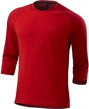 Specialized Enduro Drirelease Merino 3/4 Sleeve Cycling Jersey SS17