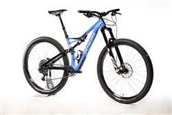 Specialized Stumpjumper FSR Comp Carbon 29er - Nearly New - M - 2017 Mountain Bike