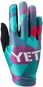 Yeti Enduro Womens Long Finger Gloves
