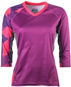 Yeti Enduro Womens 3/4 Sleeve Jersey