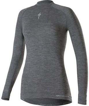 Specialized Merino Womens Long Sleeve Base Layer AW17