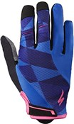 Specialized Womens Body Geometry Gel Long Finger Gloves SS17