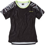 Product image for Madison Womens Flux Enduro Short Sleeve Jersey SS17