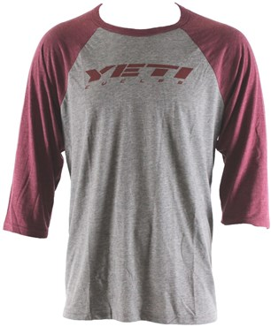 Yeti Baseball Short Sleeve Jersey