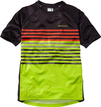 Madison Zen Youth Short Sleeve Jersey SS17