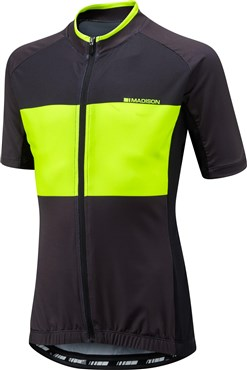 Madison Sportive Youth Short Sleeve Jersey AW17