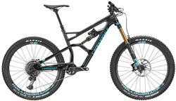 "Cannondale Jekyll 1 27.5""  Mountain Bike 2017 - Full Suspension MTB"