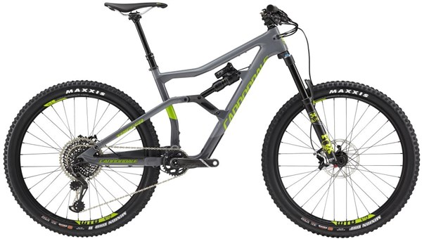 "Cannondale Trigger 2  27.5""  Mountain Bike 2018 - Trail Full Suspension MTB"