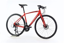 Ridgeback Flight 02 - Nearly New - 52cm - 2016 Hybrid Bike