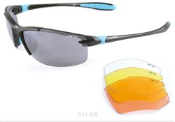 Product image for NRC S11 Cycling Glasses with 3 Lenses