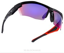 Product image for NRC X5 Cycling Glasses with Spare Lenses Included