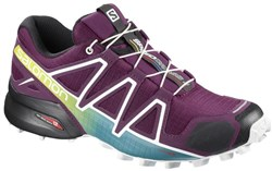 Salomon Womens Speedcross 4 Trail Running Shoes