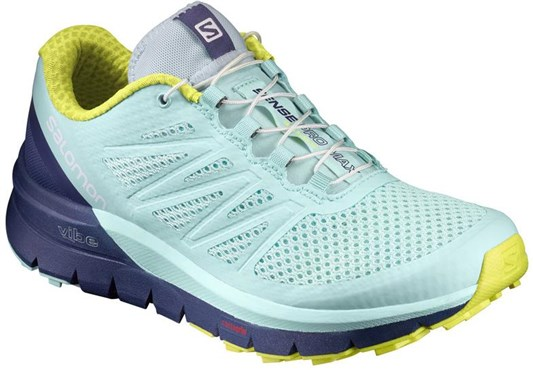Salomon Womens Sense Pro Max Trail Running Shoes