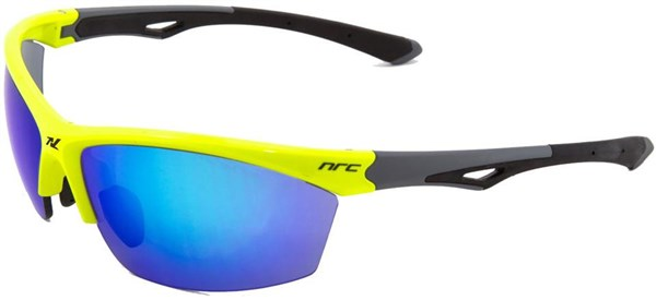 NRC PX.YG Cycling Glasses With Mirror Lenses
